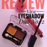 REVIEW VIVA EYESHADOW DUO (No. 2)