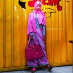 Tutorial Hijab Untuk Wanita Berwajah Bulat