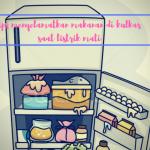 Harga Kulkas: Beberapa Hal yang Bisa Anda Lakukan Agar Makanan dalam Kulkas Terselamatkan Saat Mati Listrik