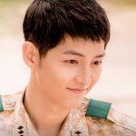 Song Joong Ki, Selalu Jadi Inspirasi untuk Model Rambut Pria Korea
