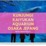 Kunjungi Kaiyukan Aquarium Osaka Jepang