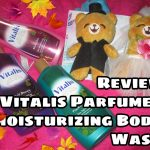 REVIEW VITALIS PERFUMED MOISTURIZING BODY WASH SERASA #MANDIPARFUM