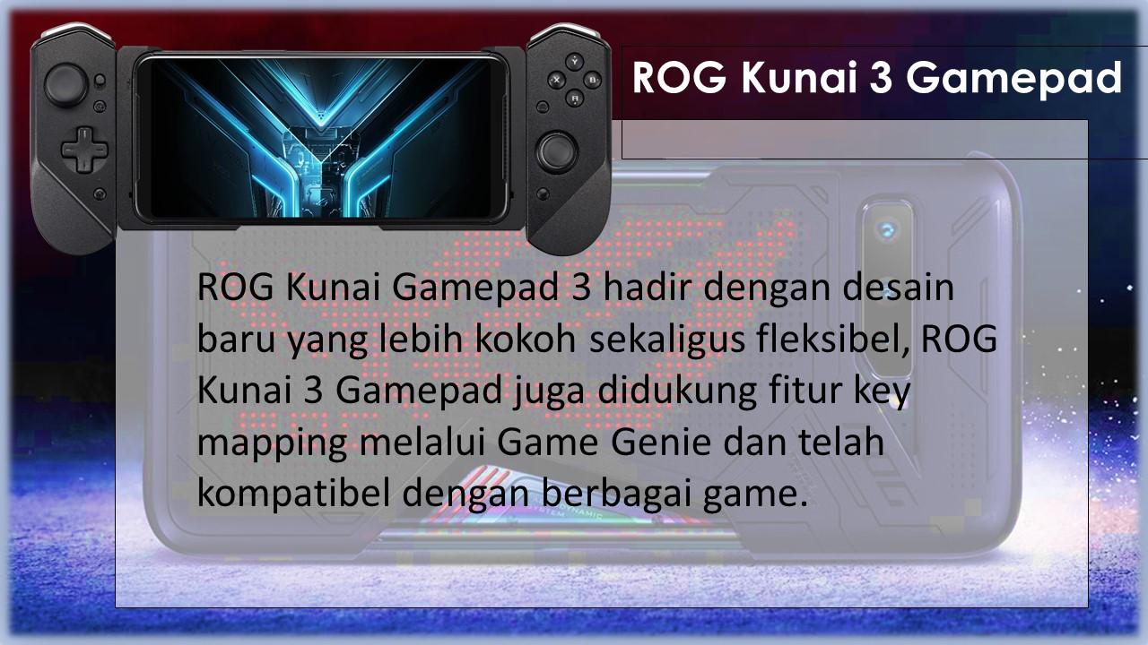 Aksesori ROG Phone 3 - 1
