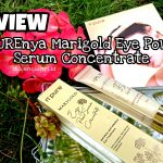 REVIEW N´PURE MARIGOLD EYE POWER SERUM CONCENTRATE