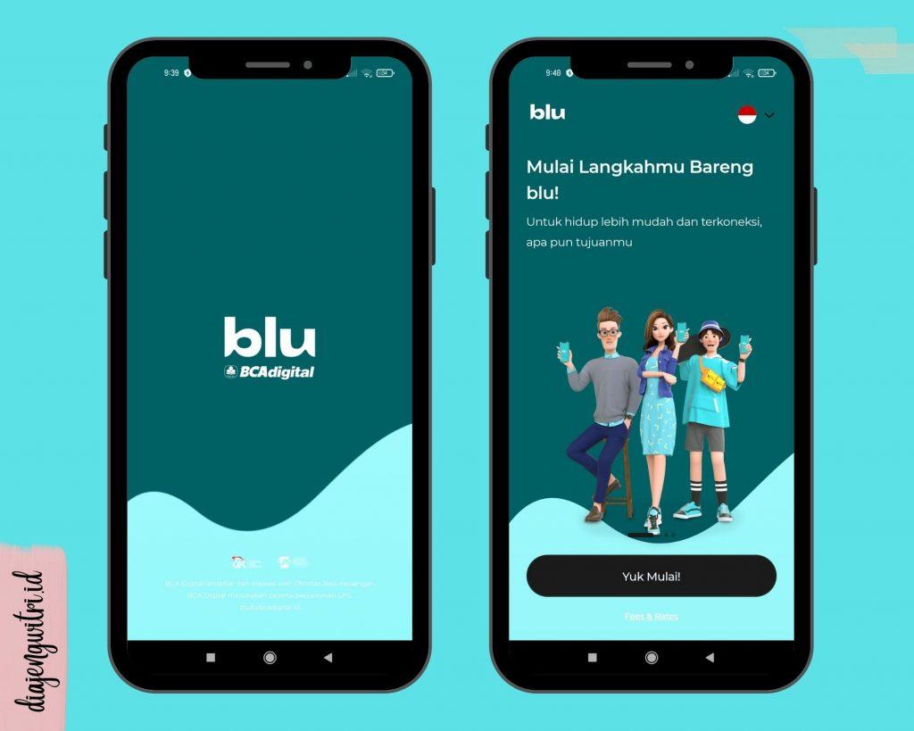 download aplikasi blu yuk...