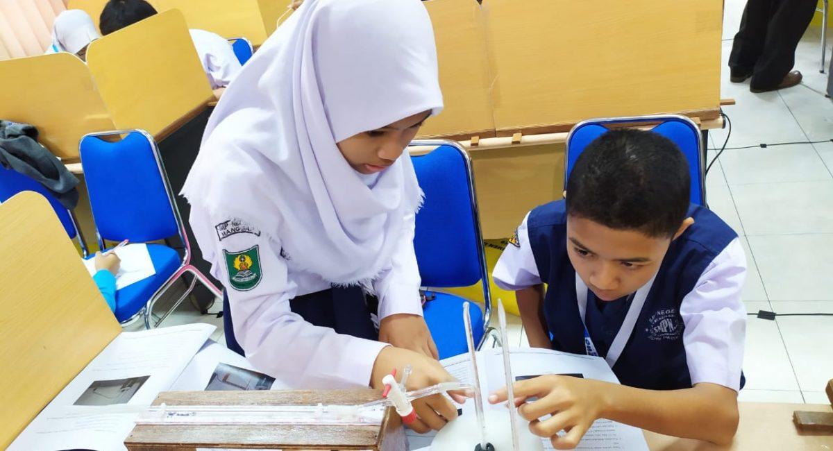 Tes SMP OSN 2019 di Yogyakarta