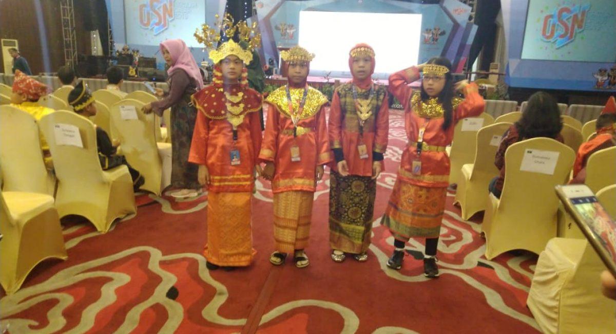 Penutupan OSN-SD OSN 2019 di Yogyakarta